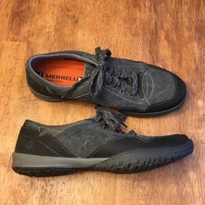 Leather Merrell Sneakers